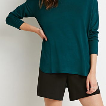 Vented Sweater