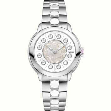 Watch with rotating gemstones - FENDI ISHINE | Fendi | Fendi Online Store