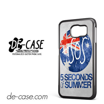 5 Seconds Of Summer 5SOS 5 SOS Flag For Samsung Galaxy S6 Samsung Galaxy S6 Edge Samsung Galaxy S6 Edge Plus Case Phone Case Gift Present YO