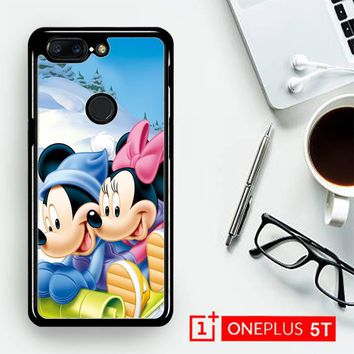 Mickey Mouse And Minnie Mouse X4965  OnePLus 5T / One Plus 5T Case