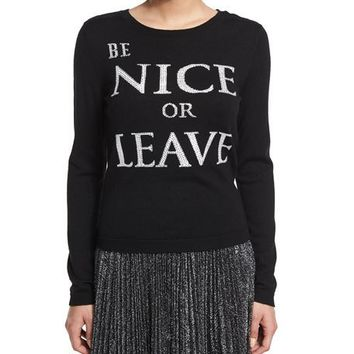 Alice + Olivia Skirt & Sweater