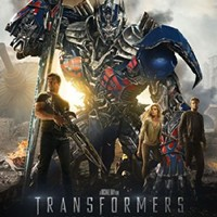 TRANSFORMERS AGE OF EXTINCTION MOVIE POSTER 2 Sided ORIGINAL INTL FINAL 27x40