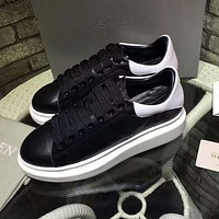 Boys & Men Alexander Mcqueen Fashion Casual Sneakers Sport Shoes