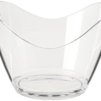 Prodyne G-2-C Two Bottle Bucket, Clear