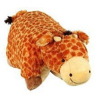 Pillow Pets 11 inch Pee Wees - Jolly Giraffe