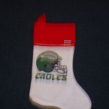 "RETRO NFL AND NBA 13"" CHRISTMAS STOCKINGS SHIPPING"