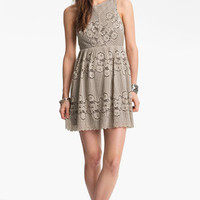 Free People 'Rocco' Cutout Lace Dress | Nordstrom
