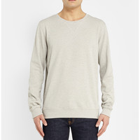 Nudie Jeans - Fairtrade Organic Cotton-Jersey Sweatshirt | MR PORTER