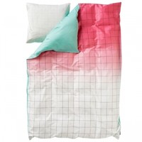 S&B Minimal duvet cover and pillow case, Syrup