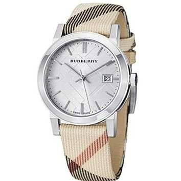 BURBERRY women's trendy fashion watch F