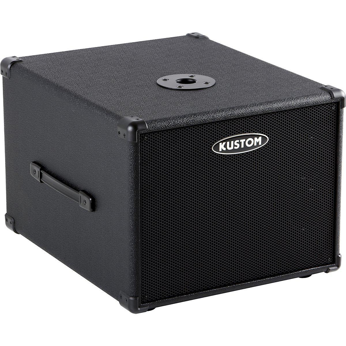 kustom pa pa112s powered sub from amazon things i want as gifts. Black Bedroom Furniture Sets. Home Design Ideas