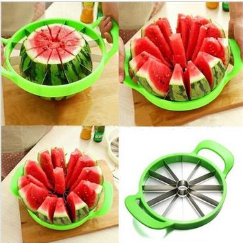 Watermelon Slicer Convenient Kitchen cooking Fruit Cutting Tools