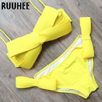 Bikini Women Swimsuit Swimwear Bikini Set Sexy Push up Beach Bathing Suit Padded Beachwear Bikinis