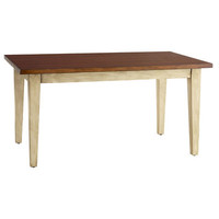 Carmichael Dining Table – Antique Ivory