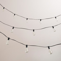 Edison-Style String Lights - World Market