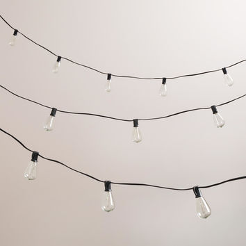 edison style string lights world market from cost plus world. Black Bedroom Furniture Sets. Home Design Ideas