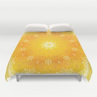 k08 Duvet Cover by Heaven7 | Society6