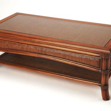 Butler Arihi Rattan Coffee Table