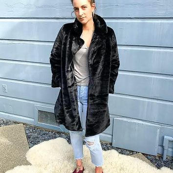 Anastasia Fur Coat