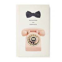 kate spade new york Occasion and Address Book