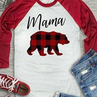 Mama Bear Long Sleeves - Women's Long Sleeves