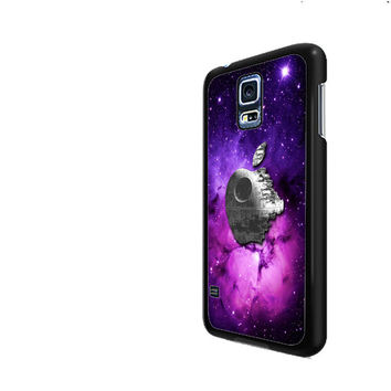Star Wars Inspired Death Star Apple in Galaxy Samsung Galaxy S3 S4 S5 Cases