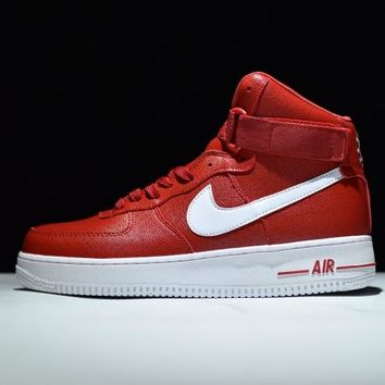 Nike Air Force 1 One Mid All Star Running Sport Casual Shoes AF1 315121 606 Sneakers