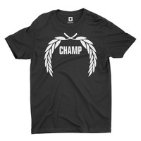 Champ | Black T-Shirt