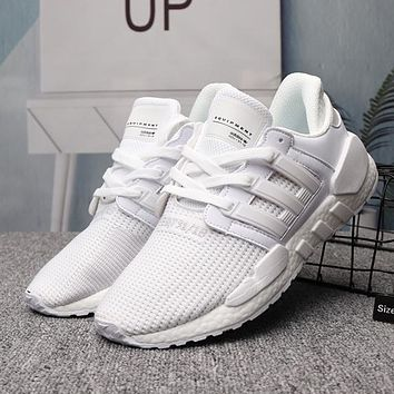 Adidas EQT Support Boost Woman Men Fashion Sneakers Sport Shoes cfefed2b470b