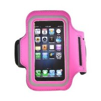 Able® Sport Armband Case for New Apple iPhone 5 Apple iPhone 5S / iPhone 5C (AT&T, T-Mobile, Sprint, Verizon) (Pink)