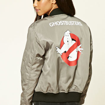 Ghostbusters Bomber Jacket