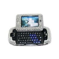 Sidekick 3 Bling Faceplate Cover Set Multi Flowers