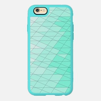 MINT iPhone 6 case by DuckyB | Casetify