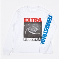 Ashley Williams Jersey Extra Terrestrial L/S - White