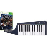 Rock Band 3 Bundle with Keyboard for 360