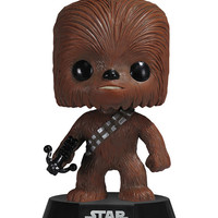 FUNKO Pop! Star Wars: Chewbacca Bobble Head | Toys & Novelties