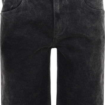 Bellfield Fever Denim Shorts Washed