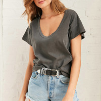 BDG Cancel Out Scoopneck Tee | Urban Outfitters