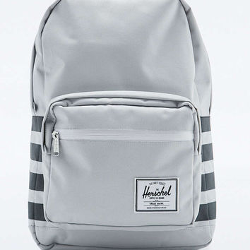Herschel Supply co. Pop Quiz Offset White Stripe Backpack - Urban Outfitters