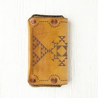 Free People Tattoo iPhone Wallet
