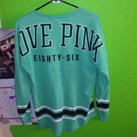 Pink VS mint shirt XS