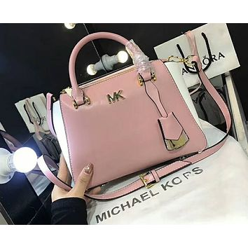 MK MICHAEL KORS 2018 Women's Fashion High-end Killer Bag F-AGG-CZDL pink