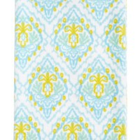 Dena Home Diamond Print Hand Towel - Blue/green