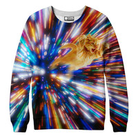 Cat Vortex Sweatshirt