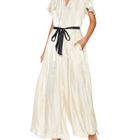 Wide Leg Jumpsuit by RHIE at Gilt