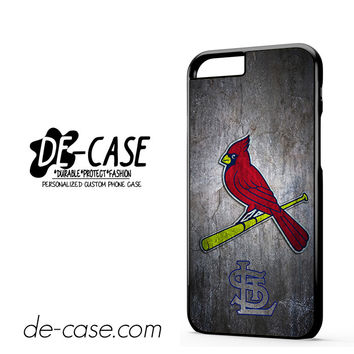 St Louis Cardinals For Iphone 6 Iphone 6S Iphone 6 Plus Iphone 6S Plus Case Phone Case Gift Present YO