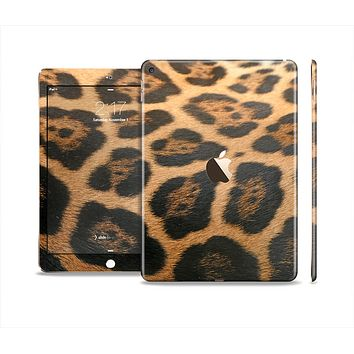 The Real Thin Vector Leopard Print Skin Set for the Apple iPad Air 2