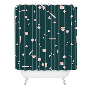 Mareike Boehmer My Favorite Pattern 4 Shower Curtain