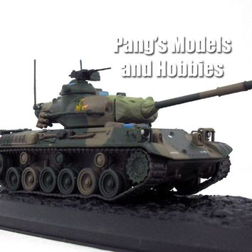 Type-61 Japanese Tank - JGSDF - Japan 1993 1/72 Scale Diecast Metal Model by Altaya