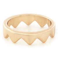 Jagged Little Knuckle Ring